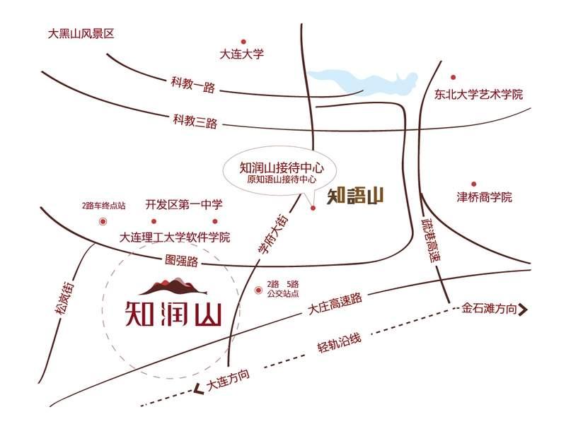知润山位置图