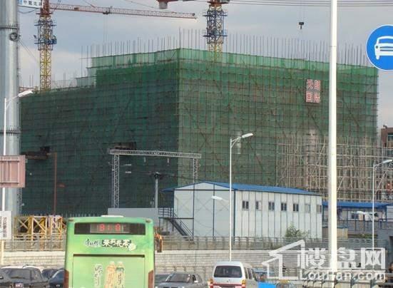 天朗国际广场实景图