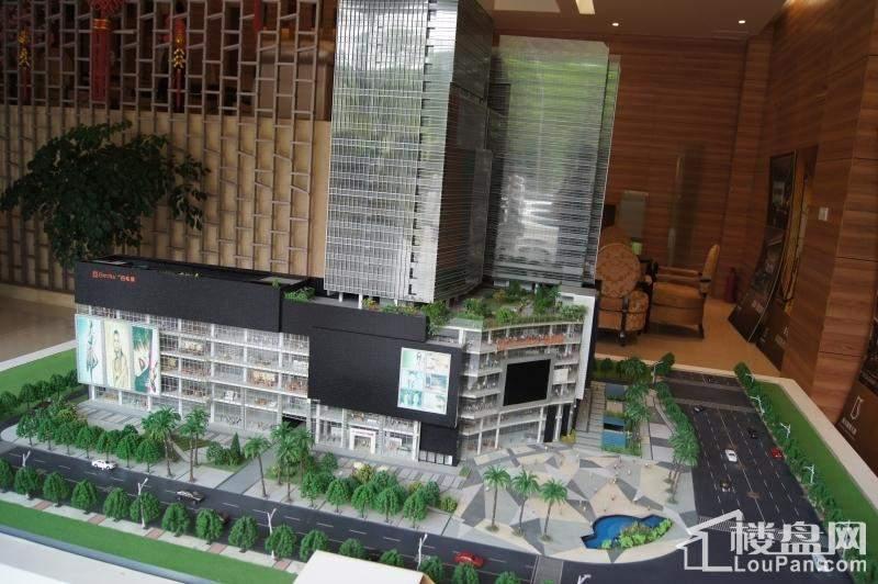 民大商贸大厦实景图