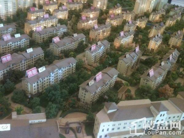 易和岭秀滨城效果图