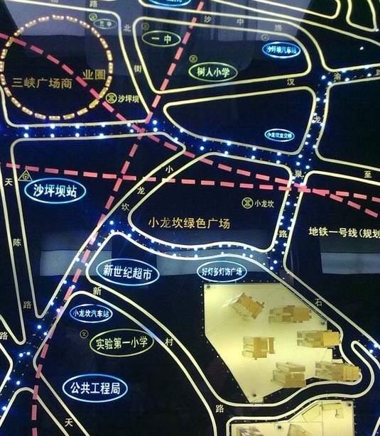隆鑫天雨方位置图