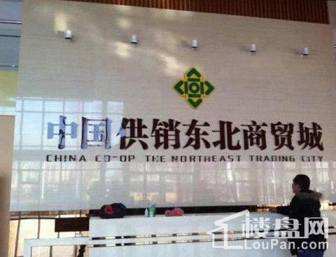 中国供销抚顺东北商贸城实景图