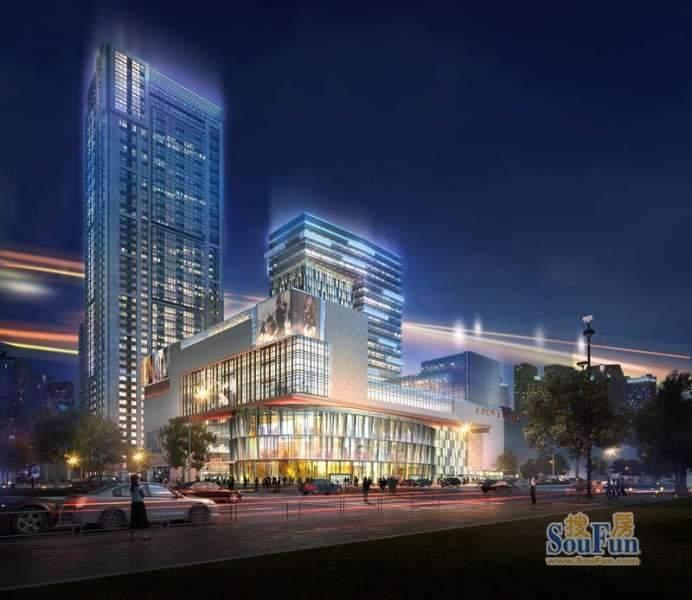 阳光新业中心