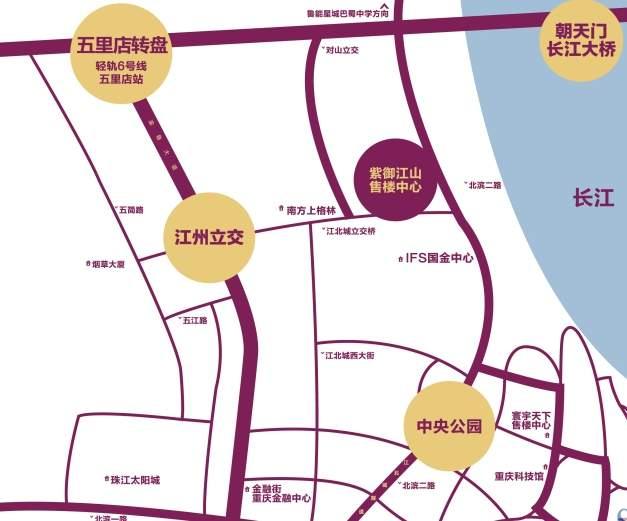 紫御江山位置图