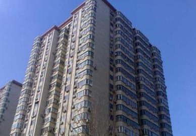 广馨·百合苑住宅小区效果图