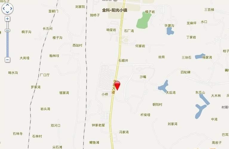 华宇锦绣花城位置图