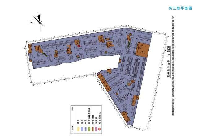 中心城户型图