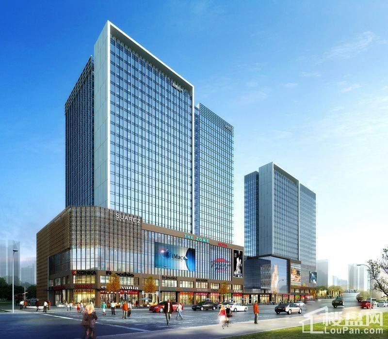 浩博香港城效果图
