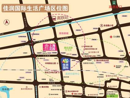 上海公馆旗舰版位置图