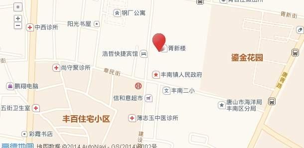 荣盛未来城位置图