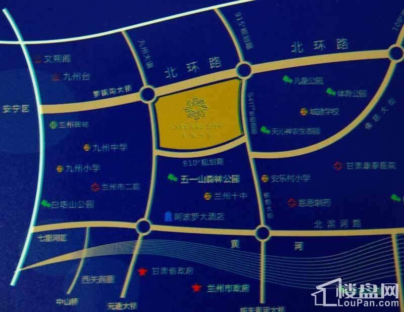 天源9号位置图
