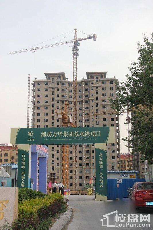 荔水湾施工进度图(20140603)