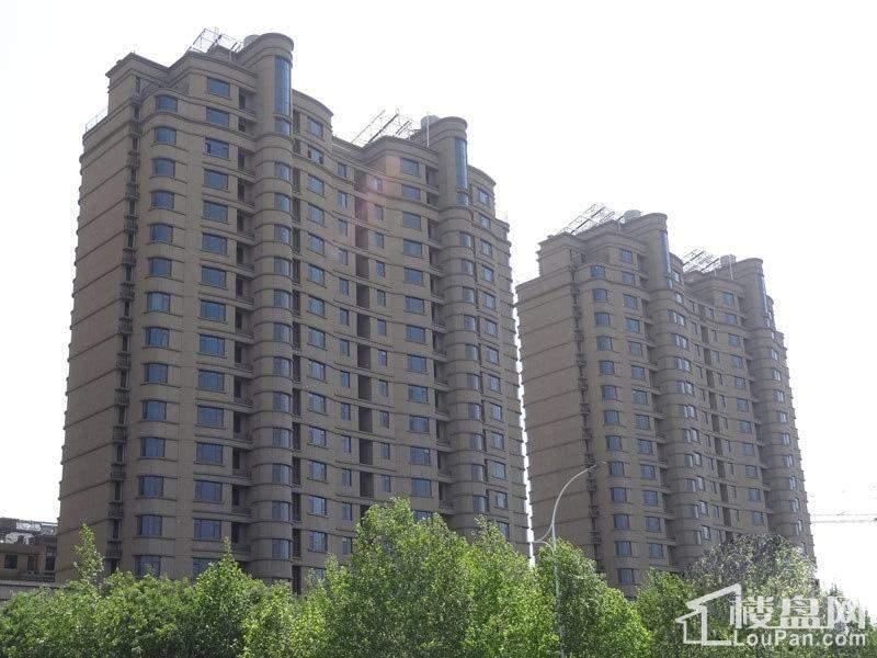 三友翡翠城一期现房实景图(2014-05-16)