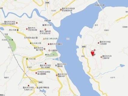 雷士江南水岸新都位置图