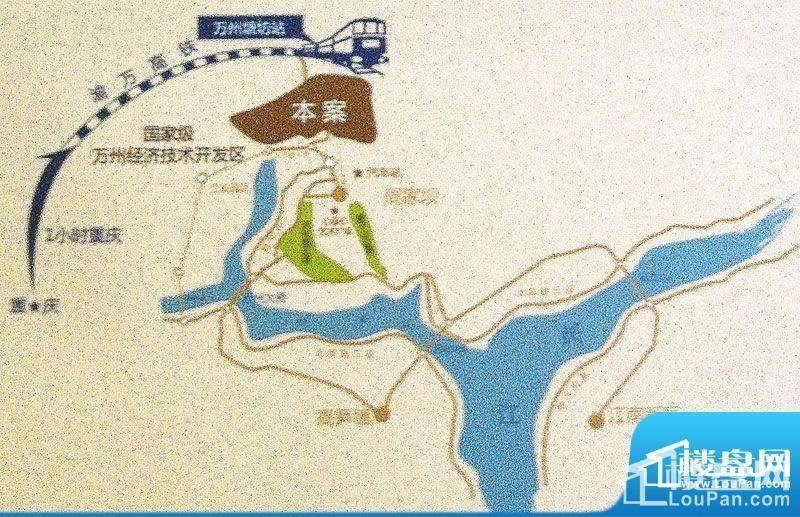 康德天子湖位置图