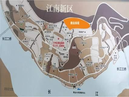 华粹南山绿庭位置图