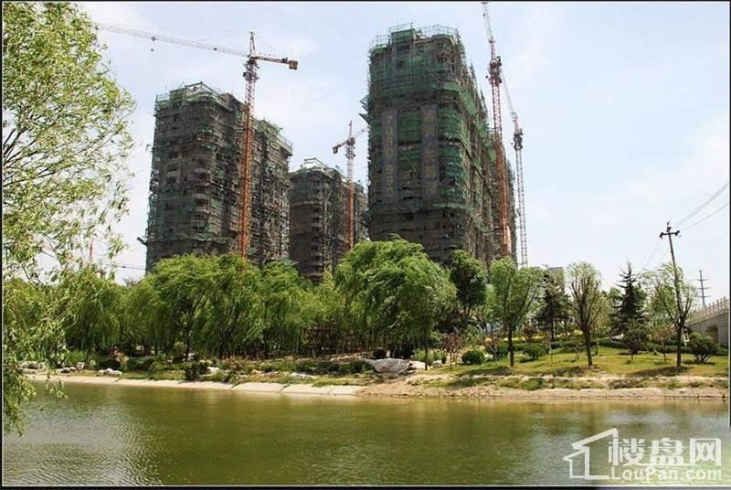 德润天鹅湾实景图(2014-05-12)