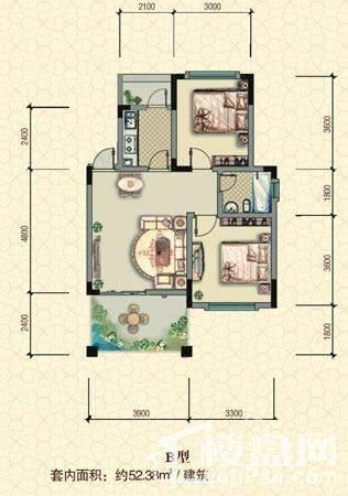 仙女山1号国际休闲度假区户型图