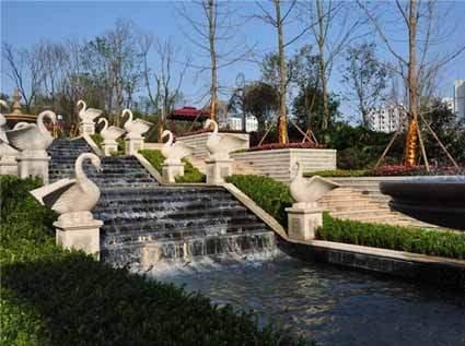 合川北城华府实景图