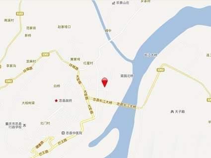 滨洲上城位置图