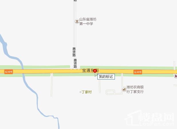 书香铭郡位置图