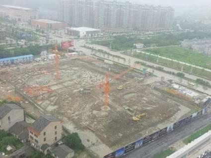 温岭银泰城实景图