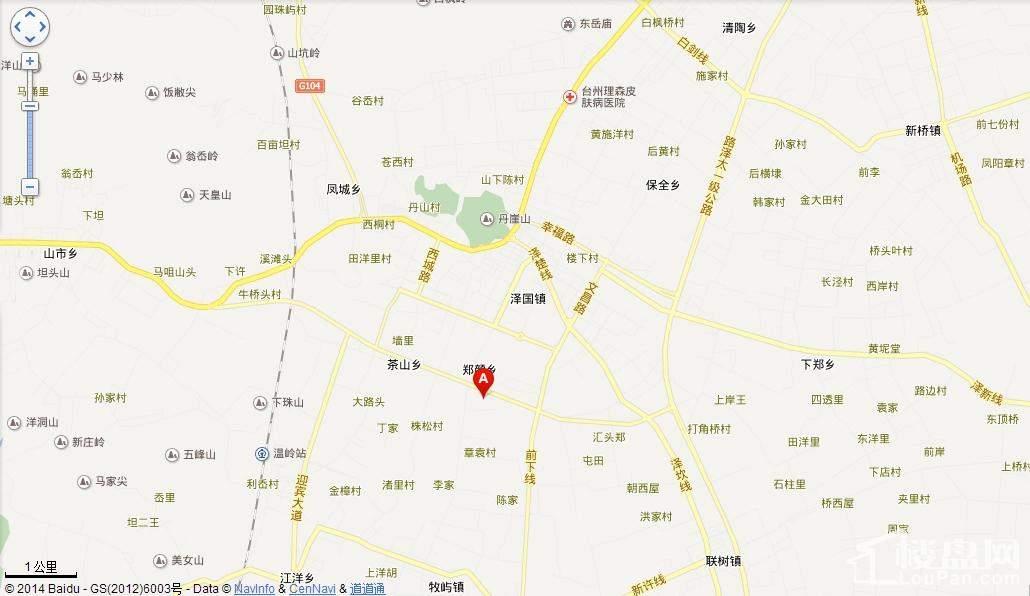 江南印象位置图