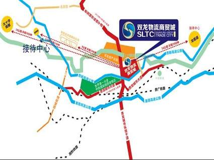 贵州双龙物流商贸城位置图
