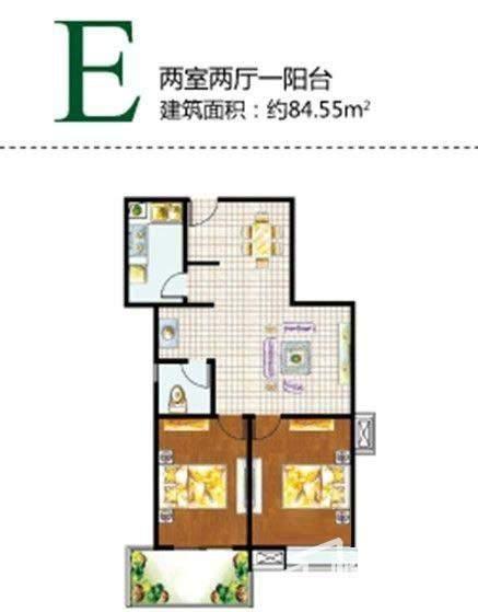 建业未来城户型图