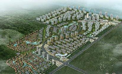 尚京新城效果图