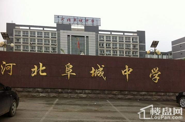 西南800米河北阜城中学