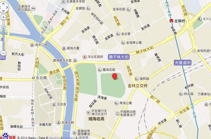 旺海公府位置图