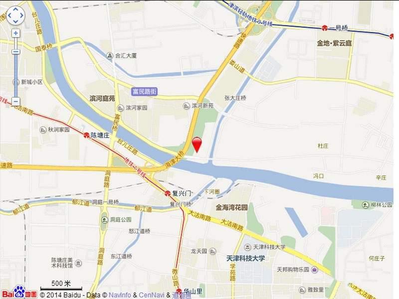 招商雍景湾位置图
