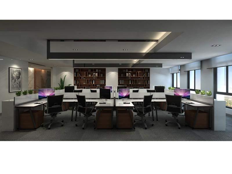 汇丰大厦户型图办公室