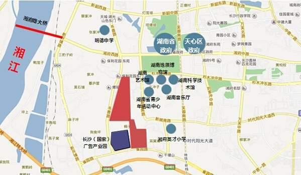 北辰中央公園位置圖
