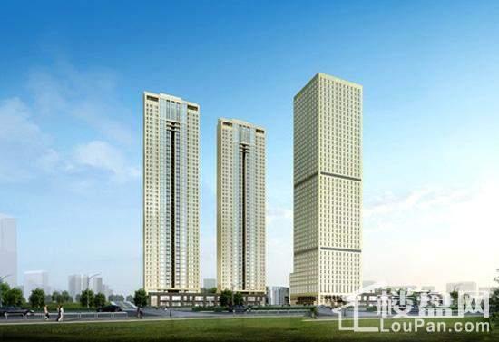 长沙最高楼效果图_长沙嘉熙中心 相册_效果图-长沙楼盘网