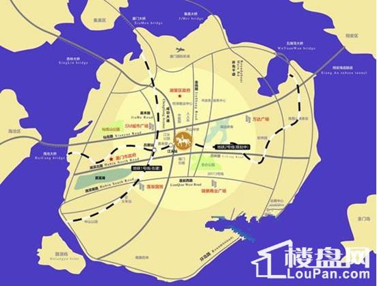 新景七星府邸位置图