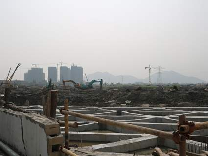 台州银泰城实景图