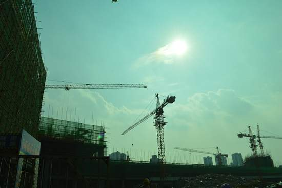 天元四季城实景图