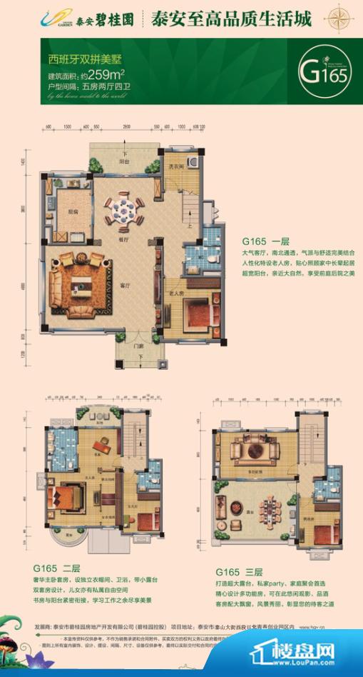 别墅G165
