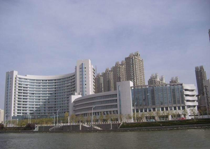 天津白金湾实景图