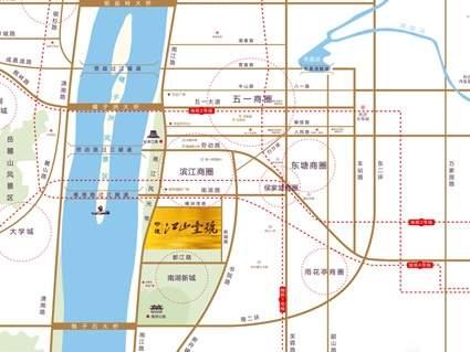 中建江山壹号位置图
