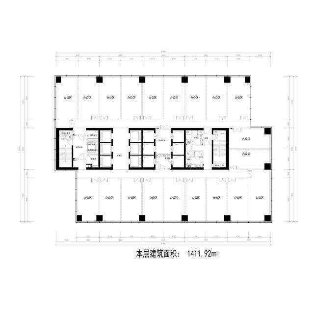 贵州金融城户型图