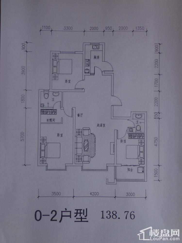 O—2户型