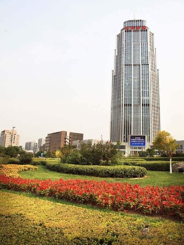 天津科技金融大厦实景图