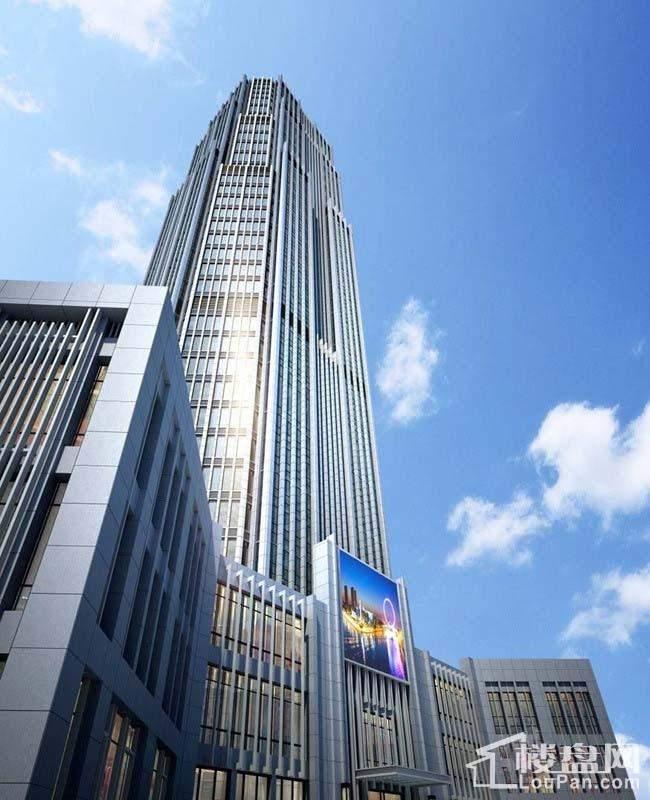 天津科技金融大厦效果图
