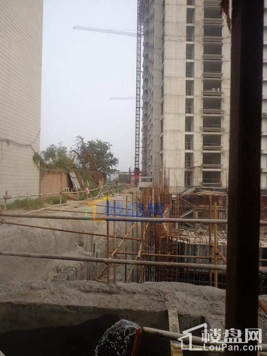 2014年10月24号施工进度