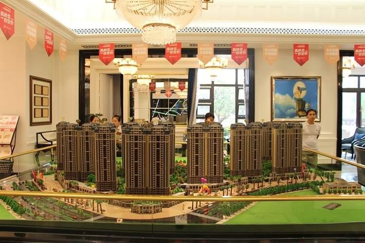 中海悦公馆实景图