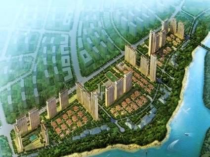 中航城天骏 项目属于晋江中航城三板块之一许厝板块