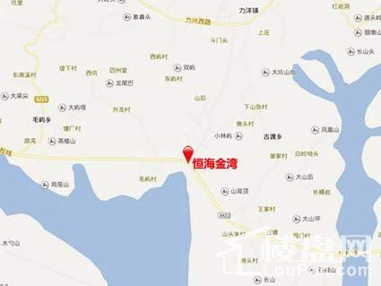 宁海县地图实景